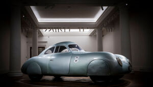 Thumbnail for This 1939 Porsche Type 64 Could Soon Become The Most Valuable Porsche In History