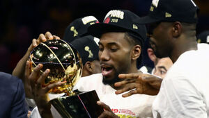 Thumbnail for Kawhi Leonard Accomplished Something No NBA Player Has Ever Done Before