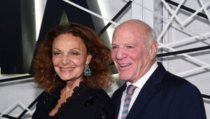 Thumbnail for Diane von Furstenberg And Barry Diller Were Wealthy Individually. Together, They Are One Of The Wealthiest American Couples.
