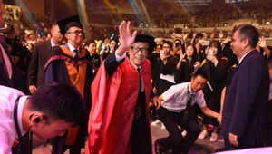 Thumbnail for Hong Kong's Richest Man, Li Ka-Shing, Picks Up The Tab For Tuition For Incoming College Class Of 2023