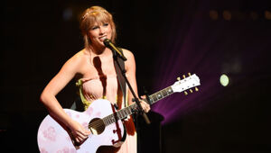 Thumbnail for Taylor Swift Is The Highest-Paid Celebrity Of The Year, With $185 Million