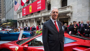 Thumbnail for Ferrari Heir Sees Net Worth Surge On Success Of Stock