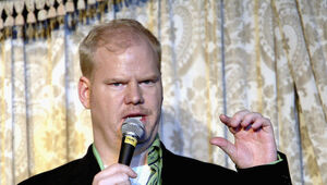 Thumbnail for Comedian Jim Gaffigan Breaks With Netflix, Releases New Special Everywhere BUT Netflix.