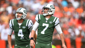 Thumbnail for Chandler Catanzaro Abruptly Retired From The Jets – Here's How Much Money He's Giving Up