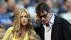 Thumbnail for Denise Richards Says Charlie Sheen Owes Her $450,000 In Child Support