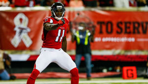 Thumbnail for Julio Jones And The Atlanta Falcons Agree To A Record-Setting Deal – Here's How Much He'll Make