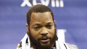 Thumbnail for The NFL's Michael Bennett Says He Holds All His Paychecks Until The End Of The Season