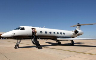 The Most Embarrassing Private Jet Flight Of All Time
