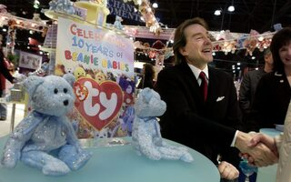 How Ty Warner Turned Beanie Babies Into A Multi-Billion Dollar Diversified Business Empire. Yes. Beanie Babies.