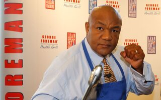 George Foreman Reveals Exactly How Much He Made Off His Famous Grill