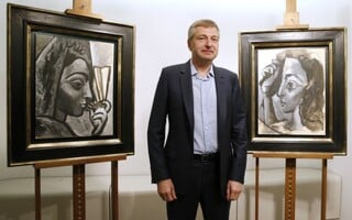 "The Strange Story Of A Russian Billionaire,  A Swiss Art Dealer, Two ""Stolen"" Picasso Paintings, And Picasso's Step-Daughter"