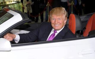 Now You Can Buy Donald Trump's Rare Lamborghini Diablo