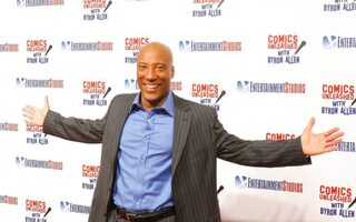 Forget Tyler Perry And Oprah. Byron Allen Is The Most Successful Black Person In Hollywood… And You've Probably Never Heard His Name.