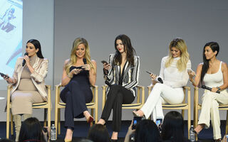 Kardashian Klan On Verge Of Kollapse? Family Runs Afoul Of Internet Ad Guidelines.