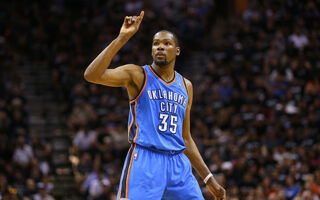 Kevin Durant Has Quietly Been Investing In Companies All Year