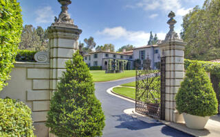 Mansion Once Owned By Sonny & Cher Sells for $90 Million