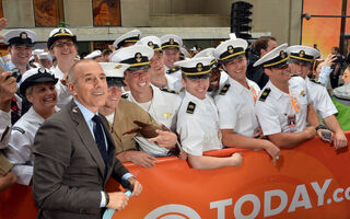 Matt Lauer Extends 'Today' Contract For More 'Big' Money