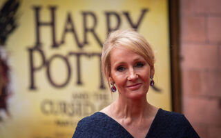 J.K. Rowling Enters The Billionaire Ranks… Again