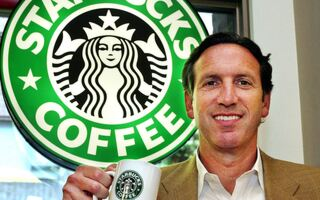Rags To Multi-Billionaire Starbucks CEO Howard Schultz Steps Down To Focus On Philanthropy And Social Causes