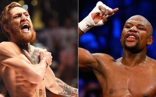 Floyd Mayweather Says Conor McGregor's Net Worth Isn't High Enough To Fight…But Floyd's Numbers Are Wrong