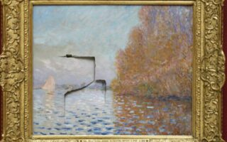 Remember That Time Someone At The National Gallery Of Ireland Punched A Priceless Monet Painting?