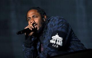 Kendrick Lamar's 'Damn' Posts The Biggest Sales Week In 2017 Thus Far