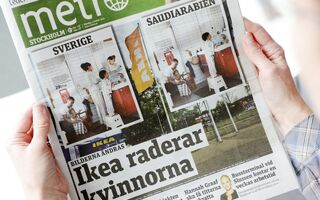 Billionaire Mats Qviberg Sells Significant Stake In Swedish Newspaper For Single Krona – About Ten Cents!