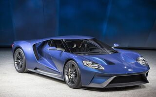 Even Multi-Millions Aren't Enough For This Exclusive Ford Supercar