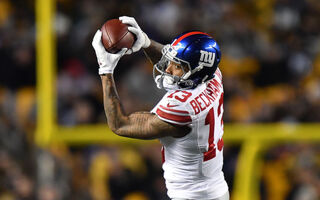 Nike Signs Odell Beckham Jr To Largest NFL Shoe Deal In History