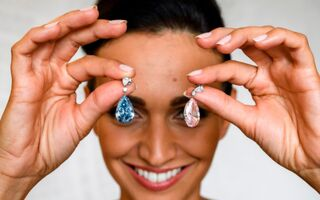 Diamond Earrings Sell For More Than $50M, Become Most Expensive Ever Sold At Auction