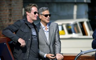 George Clooney Just Sold His Tequila Company For $1 Billion