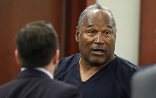 "O.J. Simpson Has ""A Good Chance"" Of Getting Parole, And An NFL Pension Worth As Much As $5M"