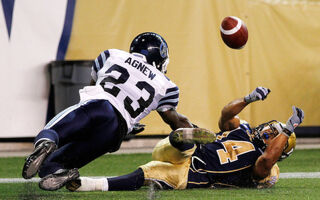 A Woman Lost Out On $1 Million, Thanks To A Controversial Penalty In A CFL Game