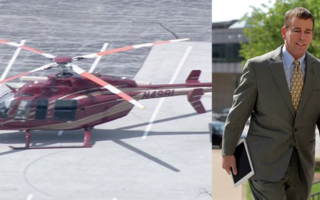 Anheuser Busch Heir Tried To Fly A Helicopter While Drunk