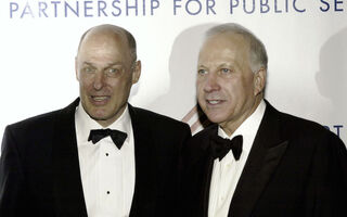 'Two Davids' Following Father-In-Laws Footsteps To Halt $20B Merger
