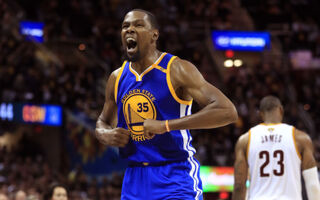 Kevin Durant's Decision To Give The Warriors A Discount May Change The NBA Landscape Entirely