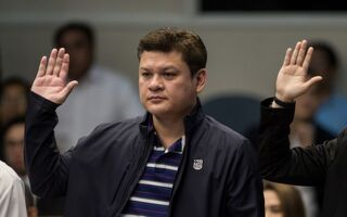 Philippine President Duterte's Son Has Alleged Ties To $125 Million Drug Shipment