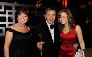 Jerry Lewis Disinherited His Six Oldest From His Will Before He Died