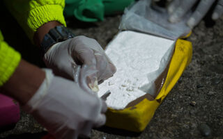 Colombian Police Make Biggest Cocaine Bust Ever In Country's History