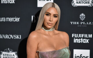 Kim Kardashian Sells $10 Million Worth Of New Fragrance Line In One Day