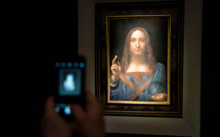 Leonardo da Vinci's 'Salvador Mundi' Sells For Record $450 Million In Auction