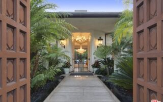 Adam Levine Sells Holmby Hills Home For $18 Million