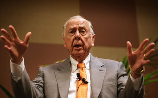 T. Boone Pickens Is Selling His Massive 65,000 Acre Texas Ranch For $250M