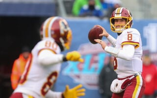 Kirk Cousins Is Headed To The Vikings On A Fully Guaranteed Contract