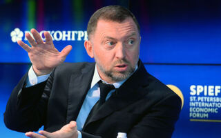 From Darling Of Davos To Blacklisted: The Fall Of Russian Billionaire Oleg Deripaska