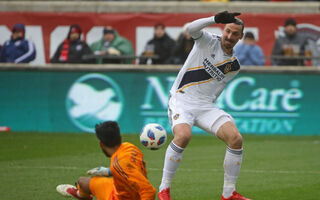 Zlatan Ibrahimovic Is Taking A 95 Percent Pay Cut To Play For The L.A. Galaxy