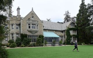 The Billionaire Metropoulos Family's Iconic Homes