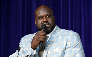 Shaq Used A Piece Of Paper To Show Young People How To Effectively Manage Their Money