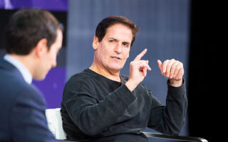 The 5 Books Mark Cuban Is Reading This Summer