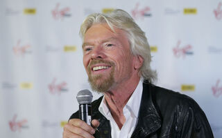 Richard Branson Says It's Time For Universal Basic Income